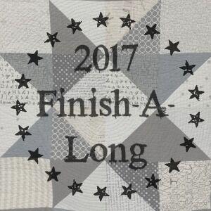 2017 Finish-A-Long, Quarter 1