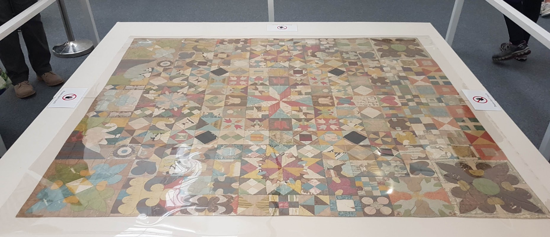 The Festival of Quilts 2018
